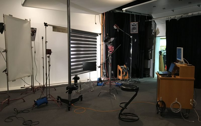 Studio set example A