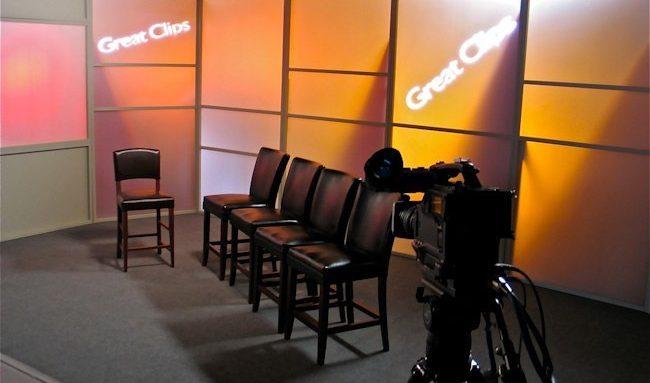Commercial Studio Set